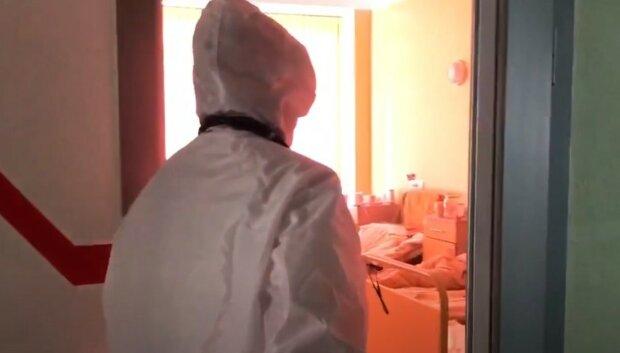 врач, больница коронавирус