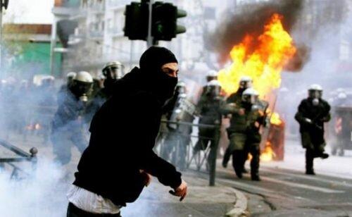 бунт, протест