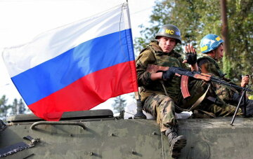 Россия-военный-миротворец