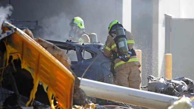 Крушение самолета в Австралии: опубликованы новые фото