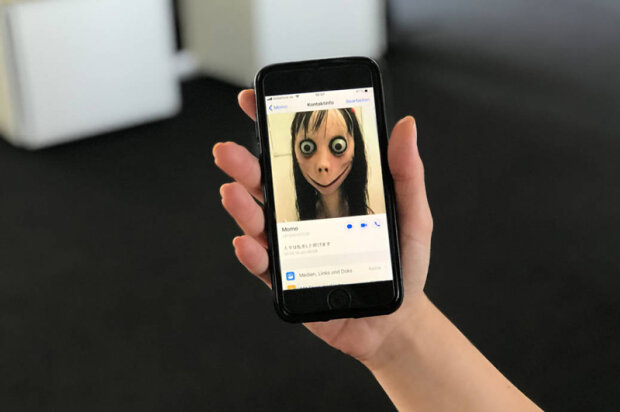 Момо Whatsapp вирус