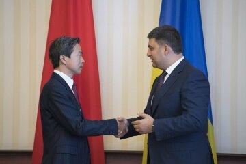 Китай подпишет с Украиной соглашение о ЗСТ