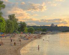 пляж-киев