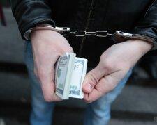 УНИАН доллары, коррупция, взятка