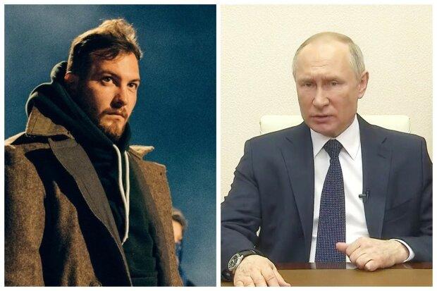 """Рэпер Loqiemean показал настоящее лицо Путина: """"Он не человек"""""""