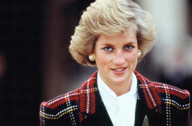 Princess Diana in France