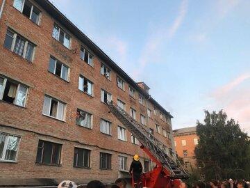 Огонь охватил студенческое общежитие, была взрывная волна: в каком состоянии пострадавшие