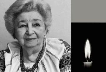 Ушла из жизни легенда украинской медицины: помогла тысячам