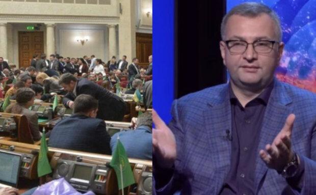 """Атаманюк розповів, що заважає скоротити кількість депутатів у Раді: """"народ би проголосував, але..."""""""