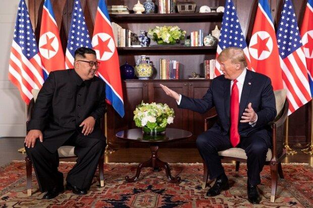 Сделайте нас красивыми и худыми: неизвестные моменты встречи Трампа и Ким Чен Ына