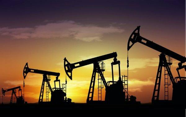 нефтегазовое месторождение
