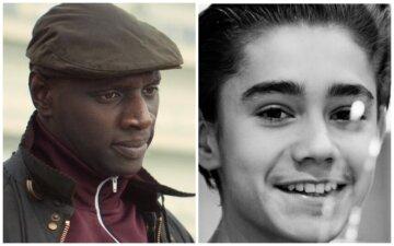 """Звезду сериала """"Люпен"""" потрясла трагедия с 14-летним украинцем Юрием в Париже: """"Я думаю о тебе..."""""""