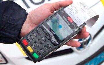 В Киеве водитель получил рекордный штраф: за что его наказали