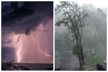 """Потужний циклон пронесеться по Одесі: """"грози, зливи і ..."""""""