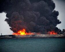 пожар на танкерах в керченском проливе рф корабль