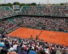 теннис, Roland Garros-2018