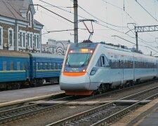 Укрзализныця поезд транспорт