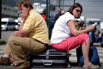 чемодан отпуск поездка