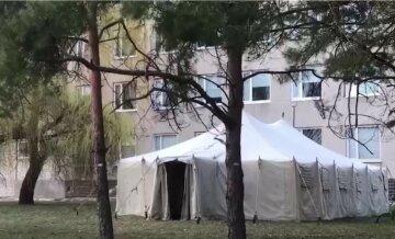 В Харькове показали места приема больных коронавирусом: фото поражают