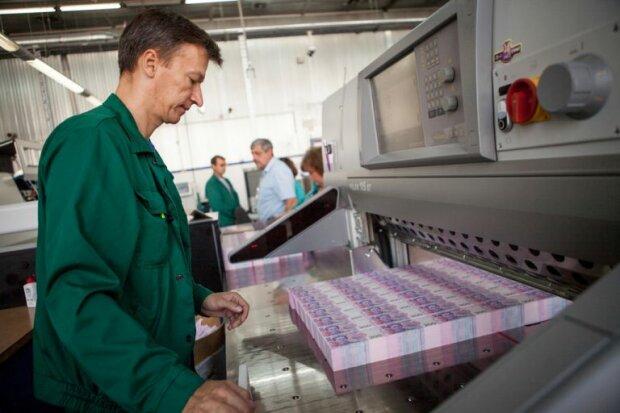 Печать денег в Украине: как это происходит (фото)