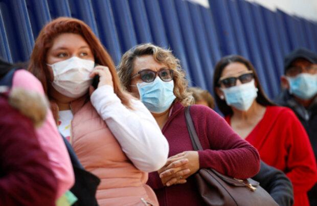 коронавірус, маски, україна, карантин