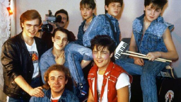 Группа «Ласковый май», 1989 год
