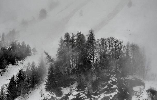 Снігопад накрив Україну, зима обрушилася раптово: потужні кадри