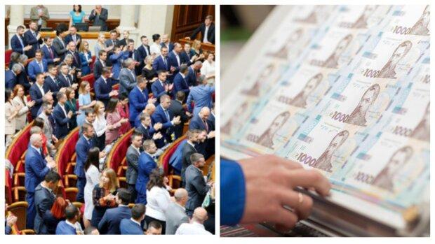 """""""Надрукуємо гроші і роздамо всім"""": українцям розкрили фатальні нюанси з карантинними виплатами"""