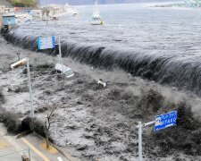 япония фукусима цунами
