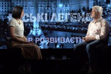 Сергієнко розповів, що Київ - це історичне місто й у часи Ярослава Мудрого він був більший, ніж Париж