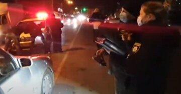 полиция, авто, люди, ДТП