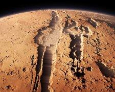 марс, планета