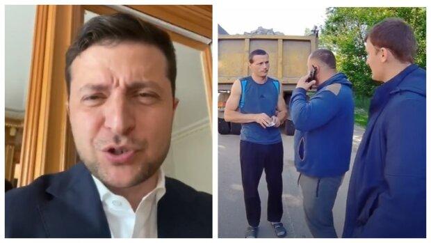 «Ви засранці, вас все одно знайдуть»: Зеленський жорстко звернувся до українців