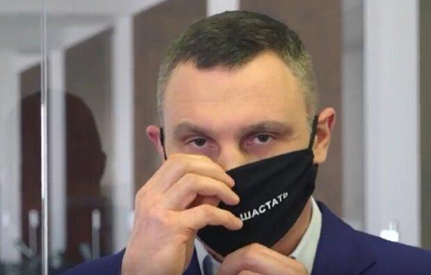 """Кличко спантеличив киян новим перлом про карантин: """"Перейшов на київський сленг"""""""