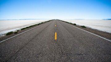 дорога трасса