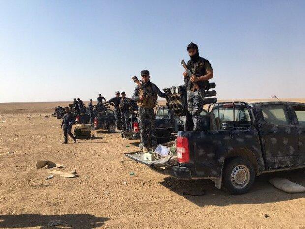 Битва за Мосул: армия активно наступает на ИГИЛ