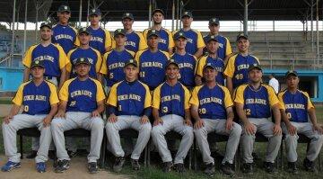 спорт, сборная Украины по бейсболу