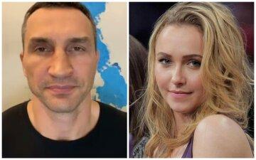 Маленькая дочь Кличко и Хайден Панеттьери не живет ни с папой, ни с мамой: новые подробности