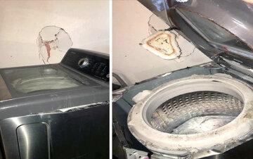 Американцев предупредили о взрывах стиральных машин Samsung