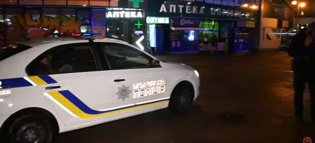 У Києві неадекват влаштував дебош в магазині: «погрожував зброєю», фото
