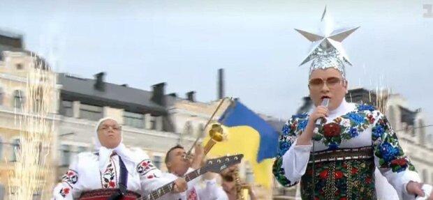"""Сердючке досталось после """"шабаша"""" в центре Киева, мама Верки не сдержалась: """"Если трусы с шортами человек путает..."""""""