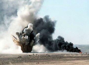 война ато взрыв
