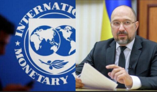 Денис Шмыгаль, МВФ