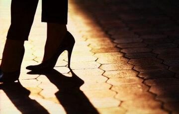 ноги женщина туфли каблуки