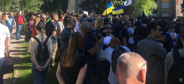 """Люди взбунтовались под Харьковом, терпеть больше невозможно: """"Мы хотим добиться, чтобы..."""""""