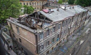 """""""Люди выпрыгивали из окон"""": появились подробности и кадры разрушения дома в центре Одессы"""