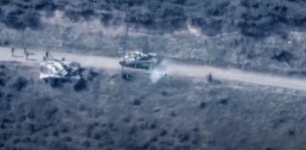 Азербайджан завдав нищівного удару по позиціях Вірменії: війська Пашиняна втрачають останній зв'язок з Карабахом