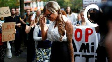 Модель оштрафували за вигадане зґвалтування