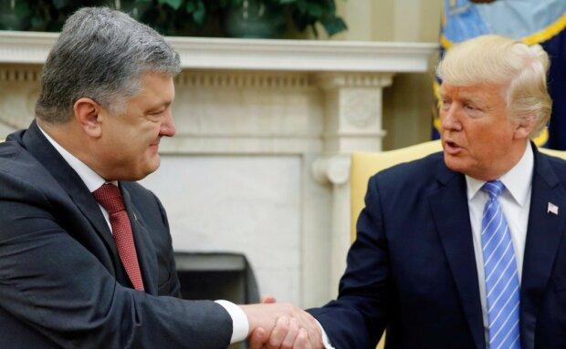 порошенко_трамп