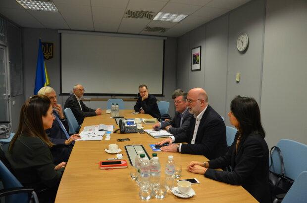 Представники українського бізнесу провели зустріч з бізнес-омбудсменом України